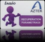 AZTEK RETRIEVE CONFIGURATION Card