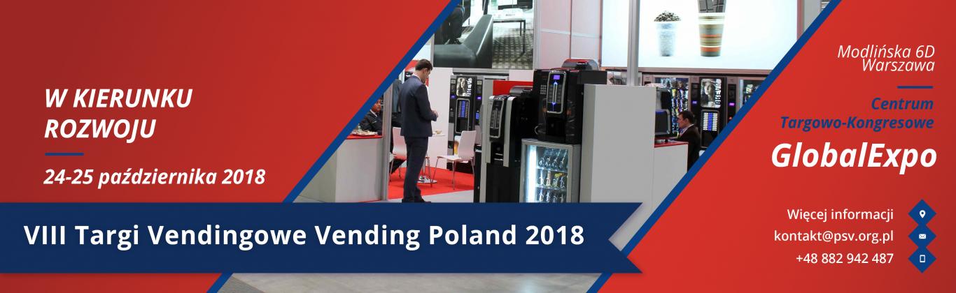 TARGI VENDING POLAND 2018